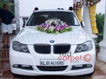 Premium car decoration kerala