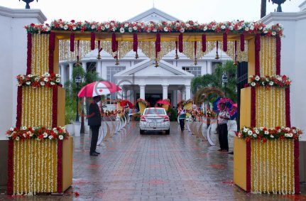 Hindu wedding planning planner company trivandrum thiruvanthapuram kerala south india