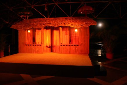 Stage-kerala Theme decor