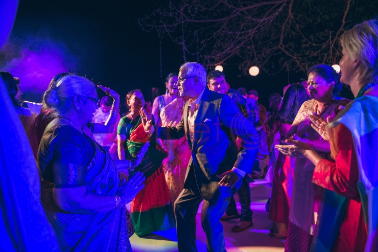 Age is just a number_destination wedding planner kerala