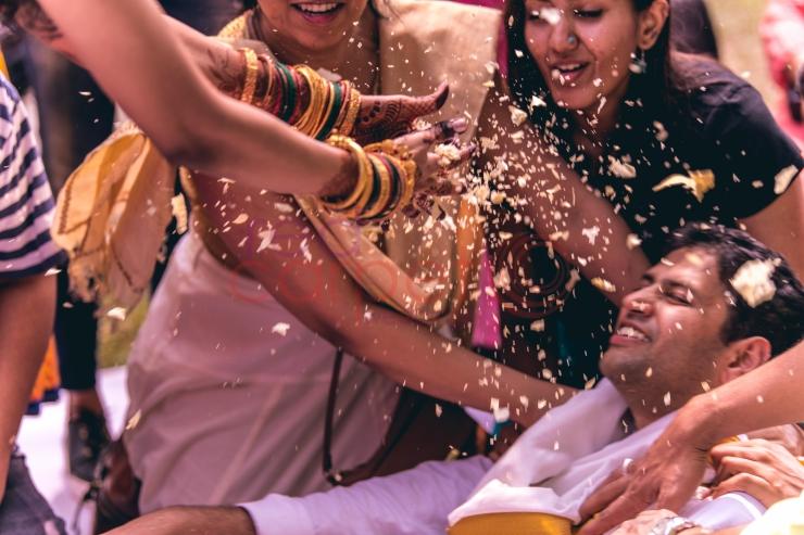 RED CARPET WEDDINGS IYER NAIR WEDDING teasing time_destination wedding planner kerala